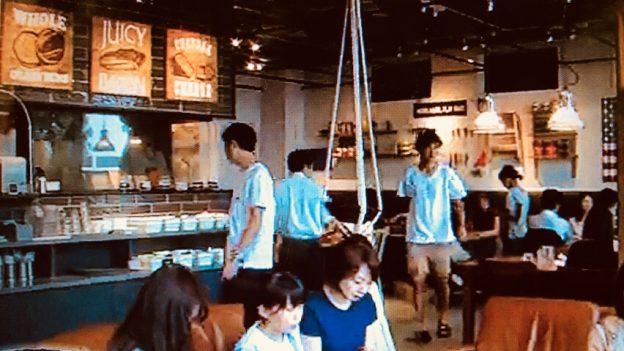 渋谷J.S.BURGERA CAFE