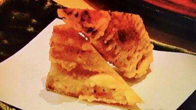 成生「レンコンの天ぷら」