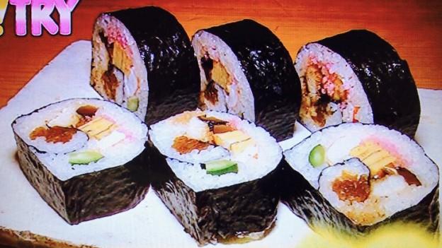 浅草寿司清の太巻き