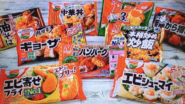 小腹が空いた時にオススメ冷凍食品ランキング【王様のブランチ】