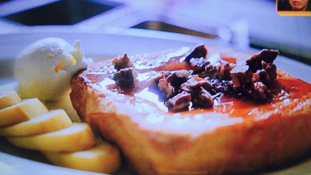バワリーキッチン「フレンチトースト」