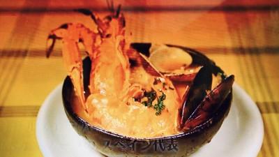 スペイン食堂石井「サルスエラ(ハーフ)」