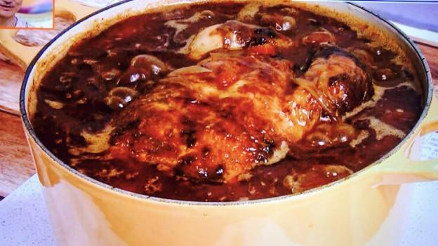 ロティサリーチキン煮込みカレー