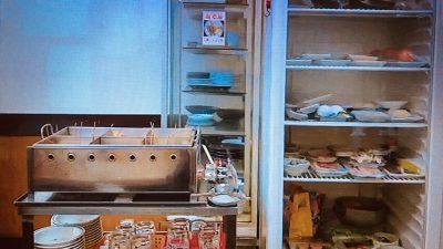 正富の冷蔵庫オーダーシステム