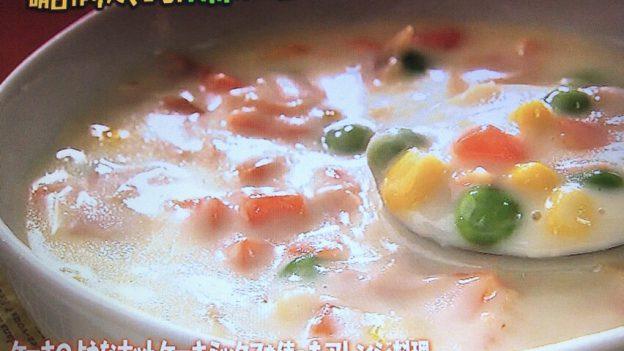ホットケーキミックスでクリームシチュー【マツコの知らない世界】