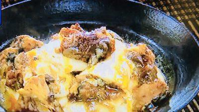 レンチンさば味噌豆腐