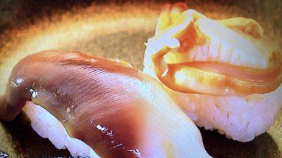 スシロー期間限定「活ほっき貝 2種盛り」