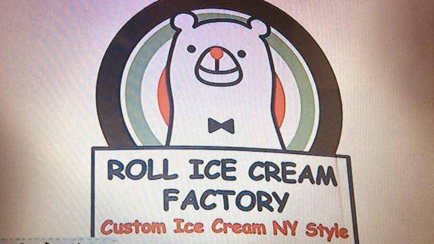 明治神宮前ロールアイスクリームファクトリー