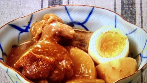 男子ごはん流!鶏肉のゴマ酢煮