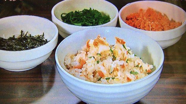 本田朋子のチャチャッと混ぜご飯