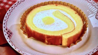 セブンイレブン「こだわり卵のふんわりロールケーキ」