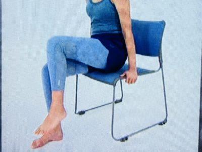 体幹リセットダイエット③「肩甲骨の下エクササイズ」