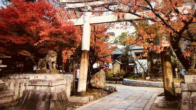 悪縁切り神社!京都の安井金毘羅宮