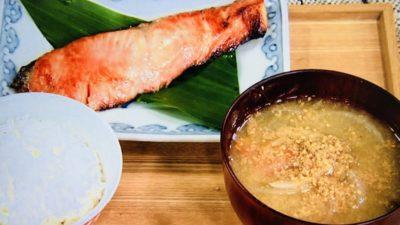 平野レミのドレミソ汁定食