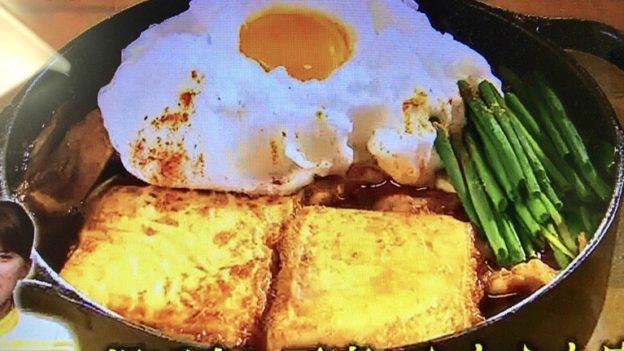 ゆーママの揚げだし豆腐のふわふわ麻婆鍋