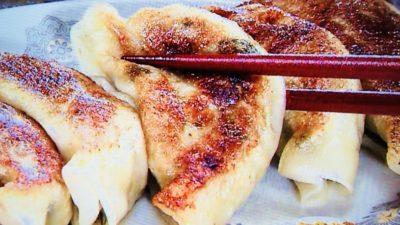 東亭「焼餃子」