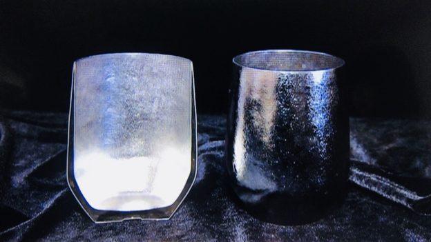 氷が溶けないタンブラー!セブンセブンのチタン製タンブラー