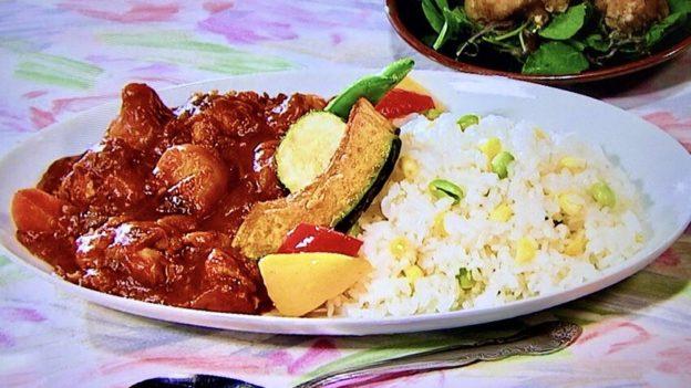 ギャル曽根の夏野菜カレー