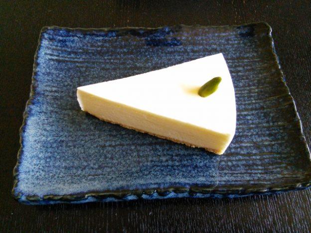 チーズを使わないレアチーズケーキ
