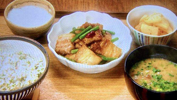 男子ごはんスタミナ定食2018!全4品