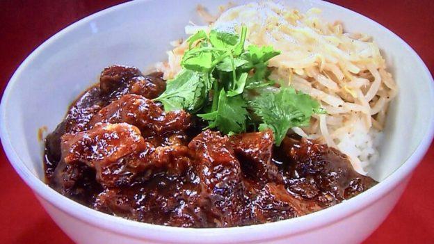 味芳斎「牛肉飯(ぎゅうにくはん)」