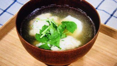レンコン団子と里芋の煮物