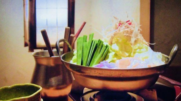懐炉「もつ鍋 白味噌」