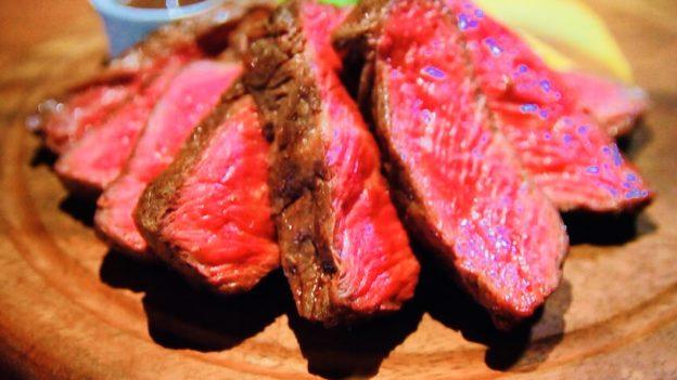 ムートン「アンガス牛の塊肉ロースト」