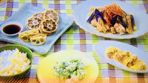 男子ごはん!木村多江と冷めても美味しい弁当レシピ全5品