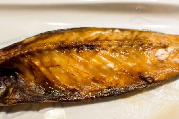 吉田栄作絶賛の寿司屋の塩サバ定食!中野坂上の鮨たじま【波瀾爆笑】