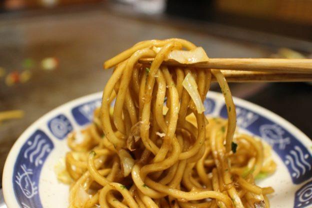 大磯屋焼きそば麺【青空レストラン】