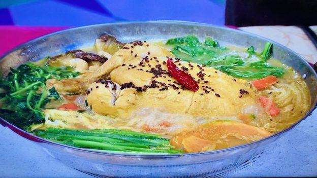 クンビラ「ヒマラヤ鍋」