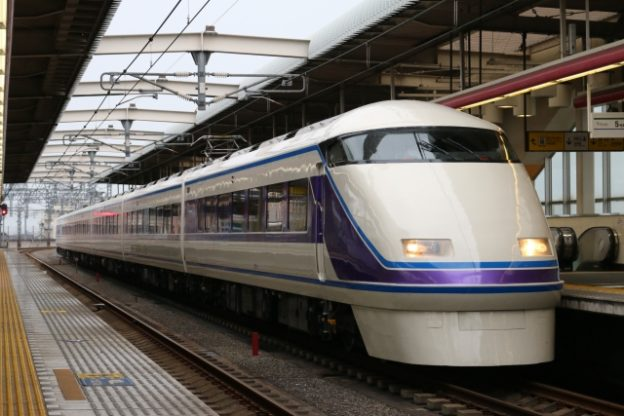 東武鉄道・特急スペーシア「きぬ」