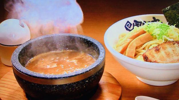 風雲丸「石焼濃厚つけ麺」