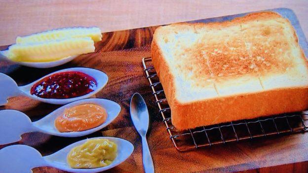 嵜本「極生ミルクバター食パン」