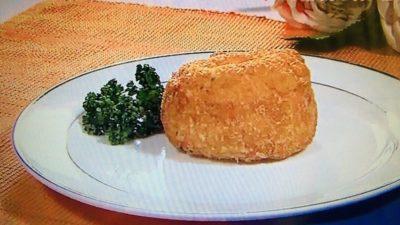 洋食店スコット「カニクリームコロッケ」