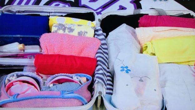 こんまり流キャリーバッグ&スーツケース収納倍増術