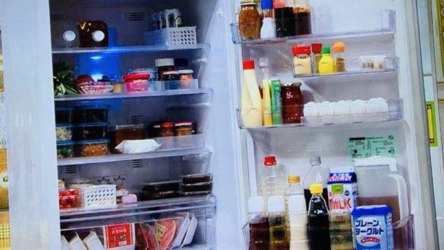 金スマ!こんまり流の冷蔵庫収納倍増術
