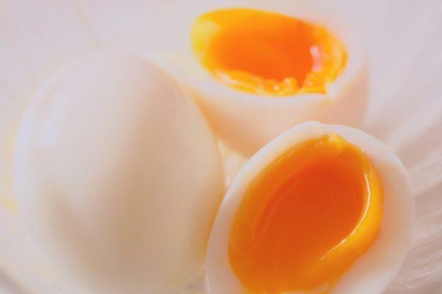 最強ゆで卵