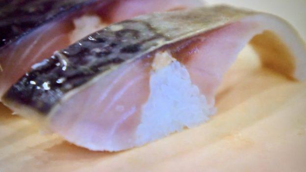 蘭「鯖寿司」